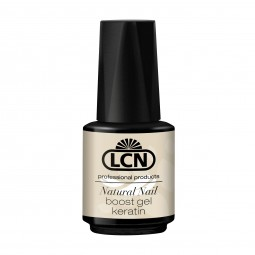 Natural Nail Boost Gel Keratin, 10 ml