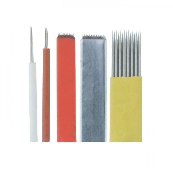 Set de agujas Micro Tapping
