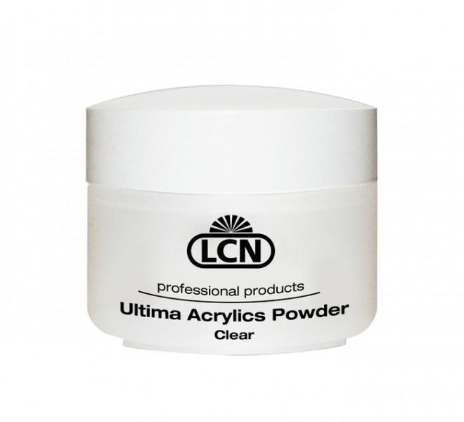 LCN ULTIMA ACRYLICS Polvo de modelaje, 60 g