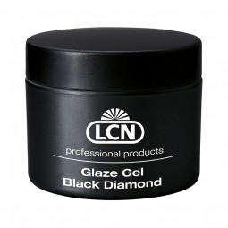 Glaze Gel Black Diamond - Gel UV de sellado
