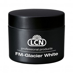 FM-Glacier White - Gel UV de manicura francesa