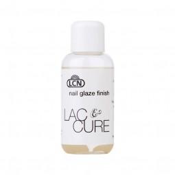Lac&Cure nail glaze finish