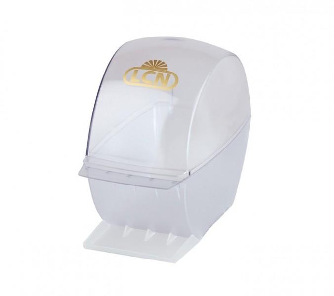 Caja acrílica para almohadillas de celulosa