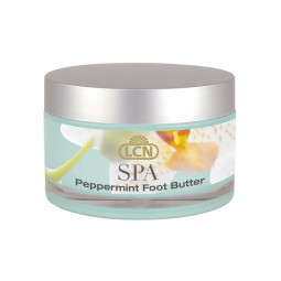 SPA Peppermint Foot Butter