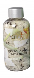 HIBISCUS FOOT BATH SALTS, 150 G