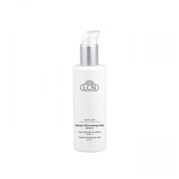 Deep Cleansing Gel 2in1