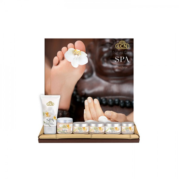 Expositor SPA Bali Relax