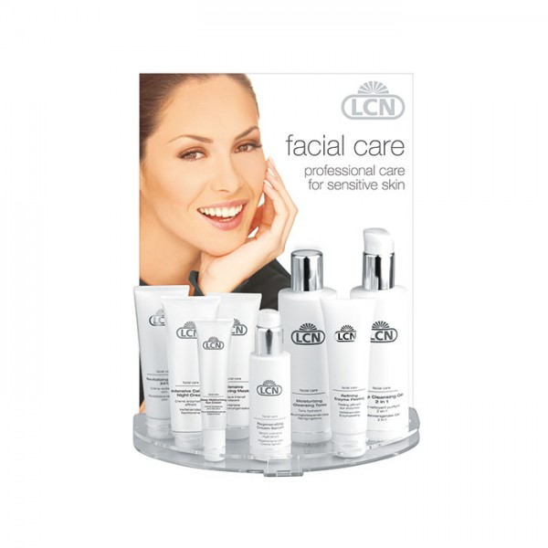 Expositor Facial Care