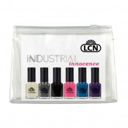 "NAIL POLISH SET ""INDUSTRIAL INNOCENCE"", 6 UND., 8 ML"