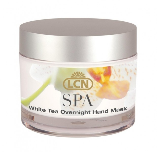 SPA White Tea Hand Overnight Hand Mask