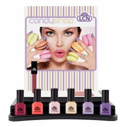 Expositor de maquillaje «CANDY SHOP»