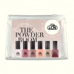 Set esmaltes «the powder room» 8 ML