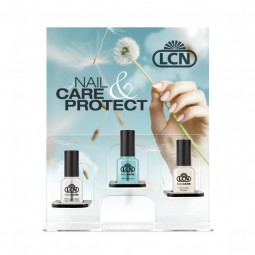 "Display ""Nail Protection & Care"", 6 + 1"