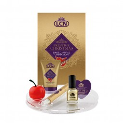 "Display Hand & Nail Care ""Baked apple Cinnamon"", 9 + 1"